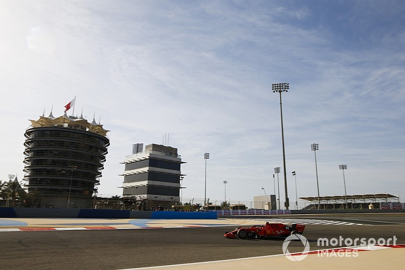 巴林大奖赛FP3:莱克勒克力助法拉利统治时间榜