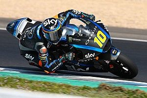 Marini tra i migliori nei test di Jerez, anche Bulega vicino ai più veloci