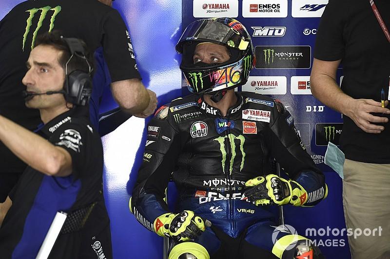 """Rossi sobre jovens pupilos: """"jamais achei que pudessem me vencer um dia"""""""