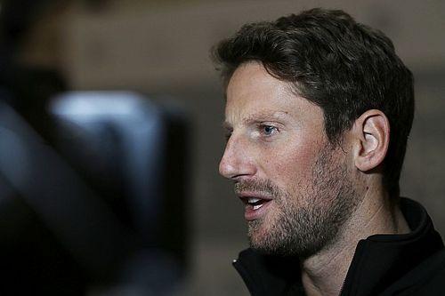 """Grosjean comemora liberdade de peso na F1, apesar de """"exagerar"""""""