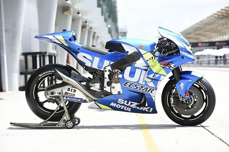 Suzuki tanpa tim satelit pada 2020