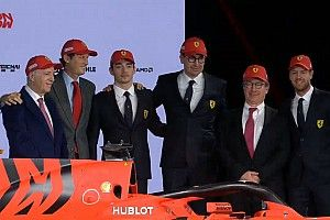 New Ferrari management buoys F1 over 2021 changes