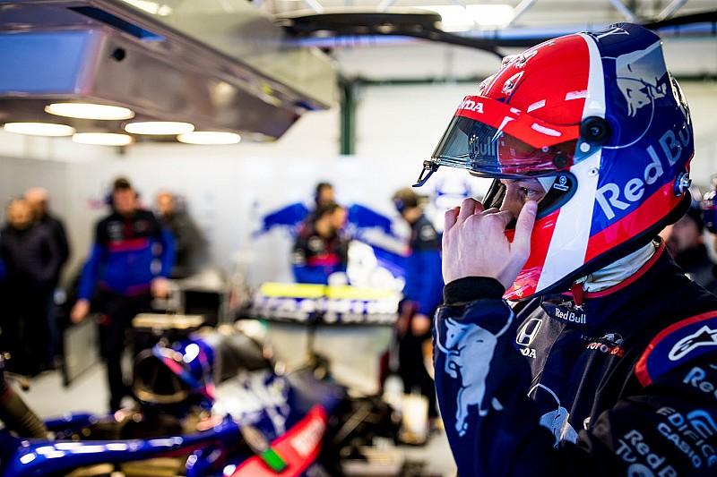 Квят: Если бы не Toro Rosso, я бы начал рассматривать варианты за пределами Ф1