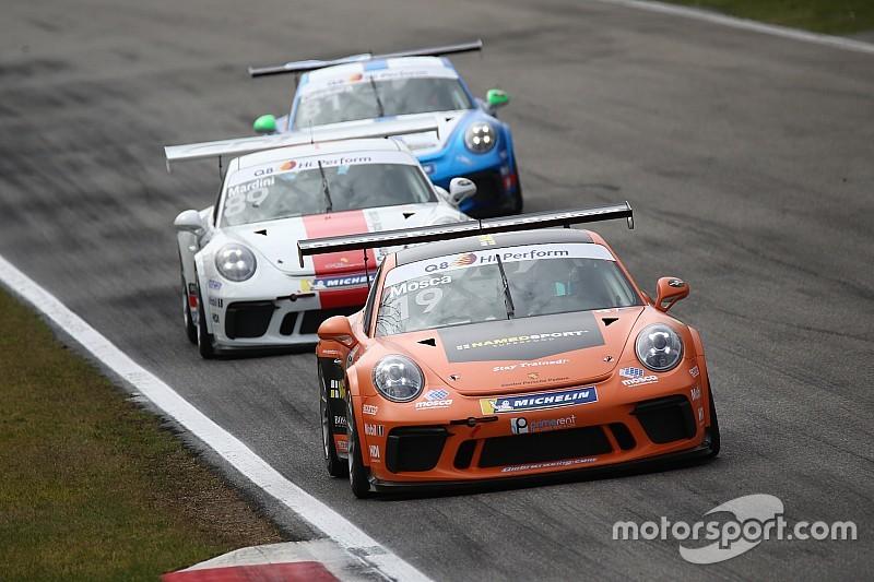 Carrera Cup Italia, Monza: Mosca scappa nelle libere mentre Kujala si ferma