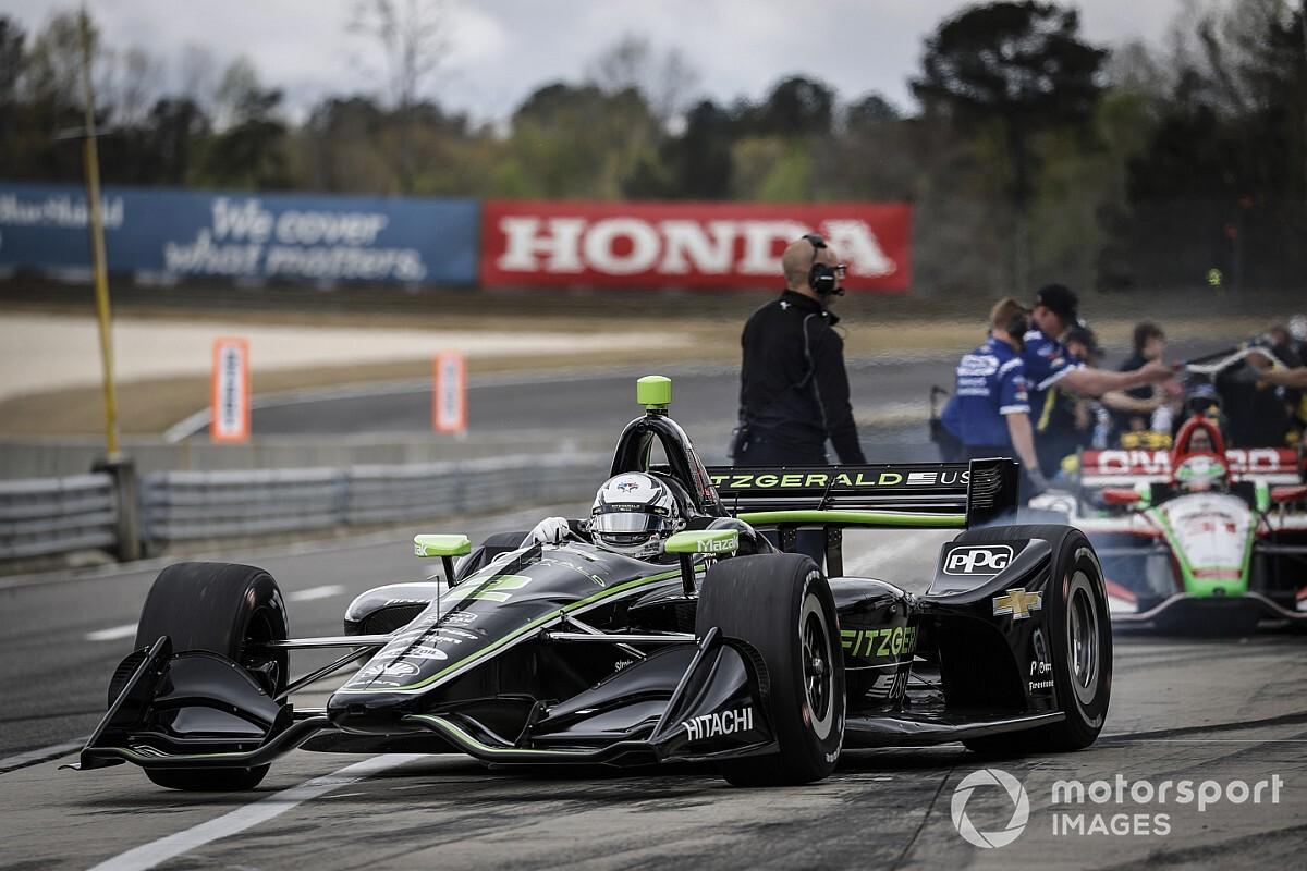 IndyCar stelt opening seizoen op Barber een week uit
