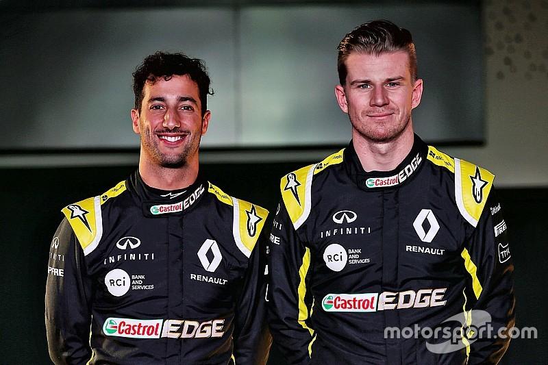 Renault-Teamchef: 2019 ist eine Riesenchance für Hülkenberg