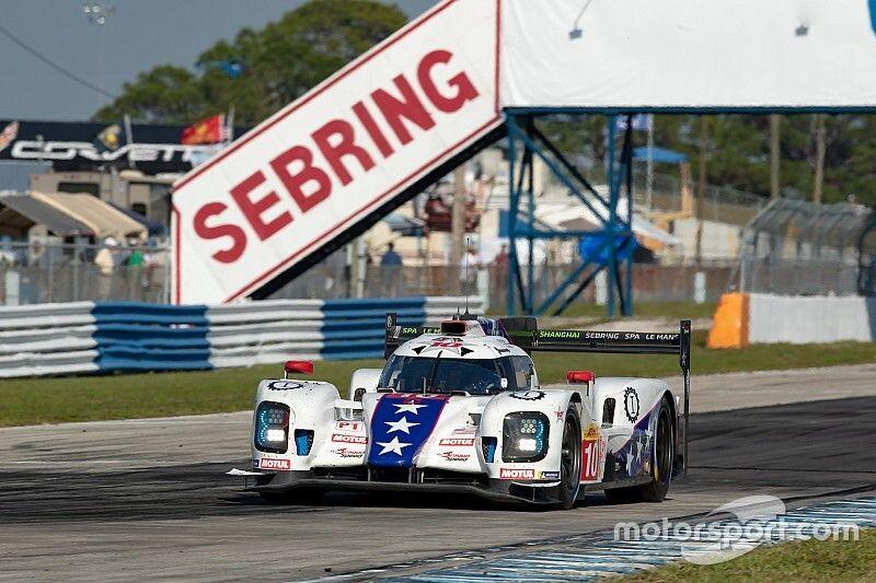 DragonSpeed to run full IMSA LMP2 season