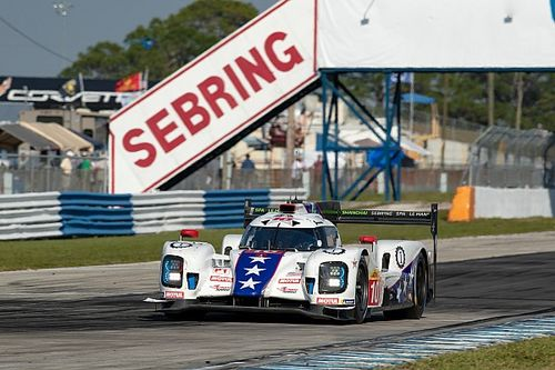 DragonSpeed to run full IMSA LMP2 season