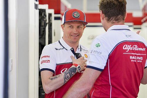 Räikkönen egy újabb reklámfilmben, ezúttal a családjával (videó)