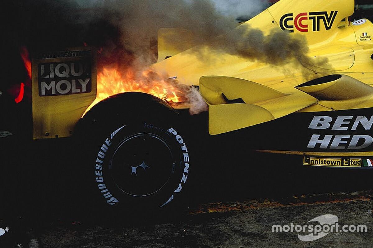 Самая внезапная победа в Ф1. Дымящая машина команды-аутсайдера выиграла гонку через 5 дней после финиша