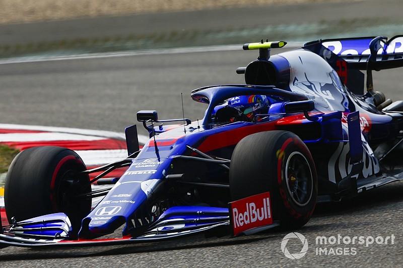 F1中国FP3:ボッタス最速。フェルスタッペン7番手。トロロッソは2台トップ10入りもアルボンがクラッシュ