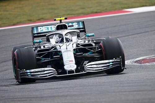 Ergebnis: Formel 1 China 2019, 2. Freies Training