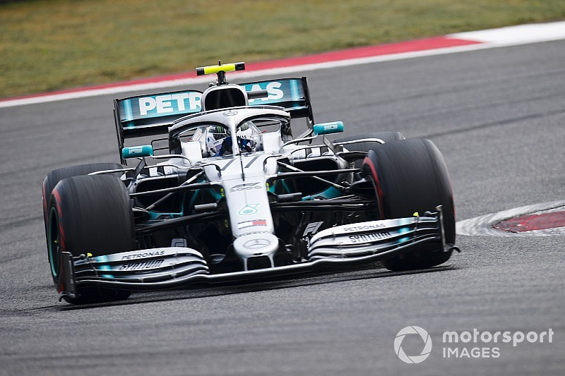 Chinese GP: Bottas outpaces Vettel by 0.027s to top FP2
