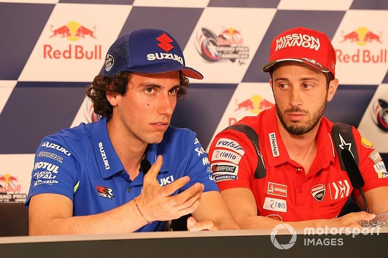 """Rins: """"Todos llegaremos al límite para tratar de ganar a Márquez"""""""