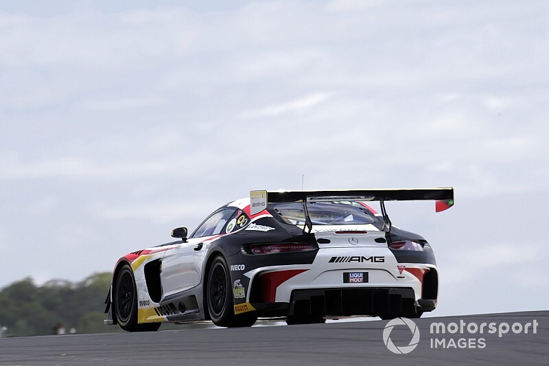 Newey, Muller late additions to Bathurst field