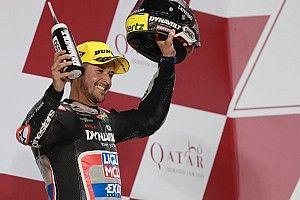 Fotostrecke: Die Schweizer Aegerter, Lüthi und das Schweizer Team Forward Racing beim GP von Katar