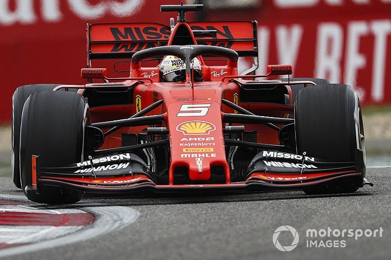 Ferrari, sorunları çözebilmek için yeni bir arka kanat üzerinde çalışıyor
