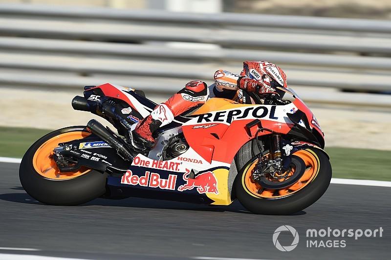 Aero swingarm Honda ditolak MotoGP