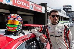 Waliłko w czołówce testów Carrera Cup
