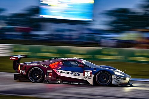 Ford could use GT as basis for WEC hypercar