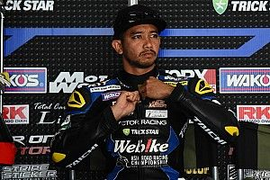 Ahmad Yudhistira batal balapan Suzuka 8 Hours