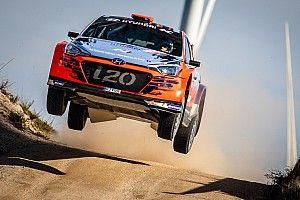 Dani Sordo se impone de manera aplastante en el Rally Serras de Fafe