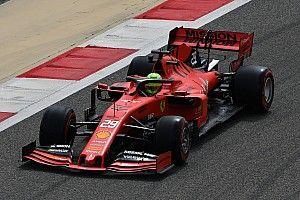 Бывший спортивный директор Ferrari назвал младшего Шумахера небоеспособным
