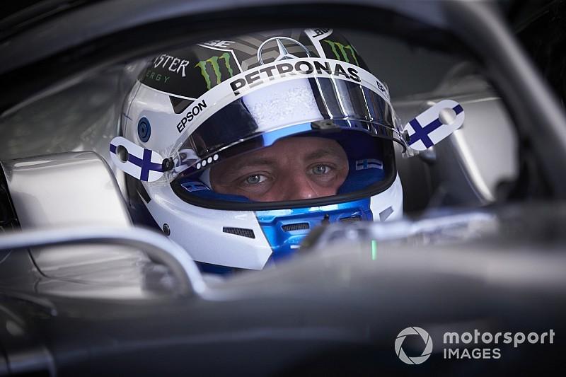 F1中国FP2:ボッタスがトップタイムをマーク。フェルスタッペン0.2秒差の3番手