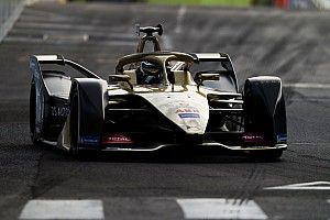 Rome E-Prix: Lotterer claims first pole in wet/dry qualifying