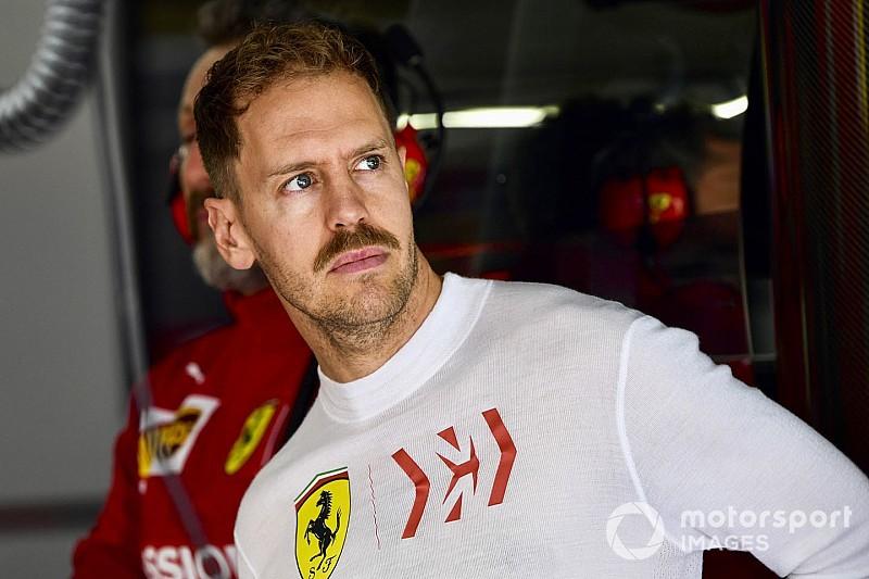 """Vettel: """"La diferencia con Mercedes es demasiado grande"""""""