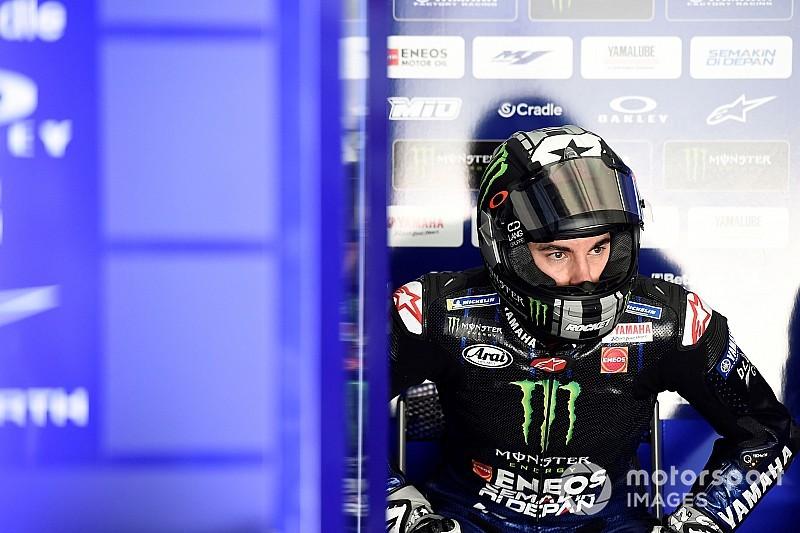 Viñales opent MotoGP-test in Qatar met snelste tijd