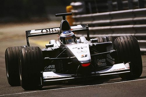 Pourquoi Panis a pris le risque McLaren en 2000