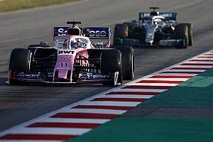 """Perez esalta le nuove regole del 2019: """"La Formula 1 ha fatto un lavoro incredibile"""""""
