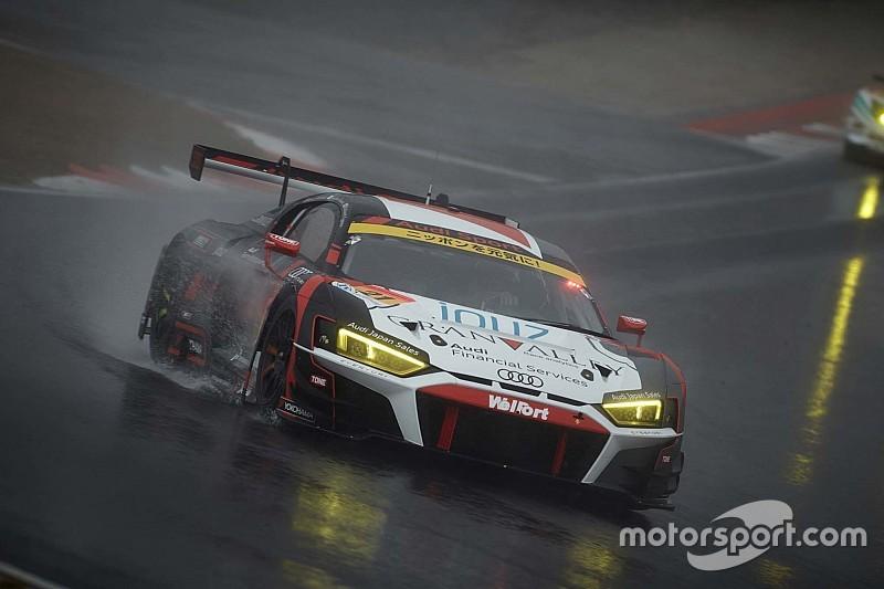 R.ライアン「ウエットでは良い状態で走れたが、まだデータが足りない」|スーパーGT開幕戦|Audi Team Hitotsuyamaプレスリリース