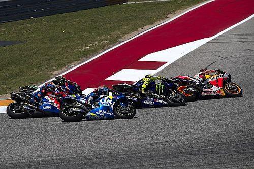 GALERI: Aksi balapan MotoGP Amerika