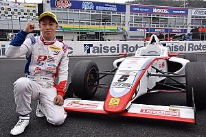 FIA-F4が岡山で開幕。第1戦は佐藤蓮、第2戦は三宅淳詞が初優勝
