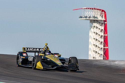 Arrow Schmidt Peterson race report, Round 2 – COTA, Texas