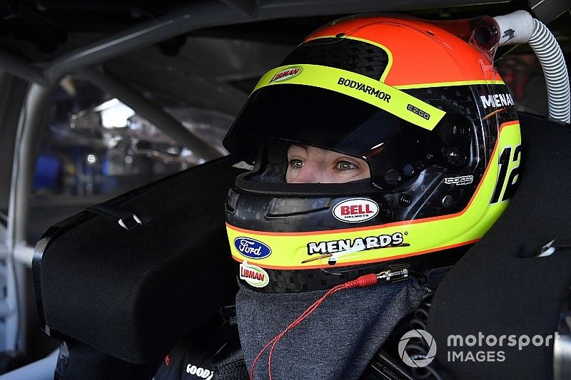 Team Penske leads the way in Friday's Cup practice at Bristol