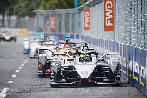 Six different winners in six races: Anybody's guess for the Formula E title?