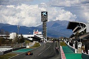 Carey, İspanya GP'nin sözleşmesini uzatmak için Quim Torra ile görüştü