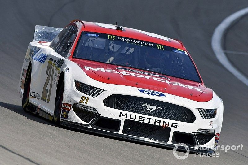 Get to know the eNASCAR Heat Pro League Wood Brothers drivers