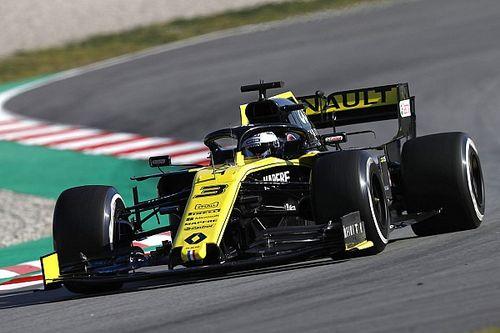 """Abiteboul: """"Grillige F1-wagens van 2019 moeilijk om goed af te stellen"""""""