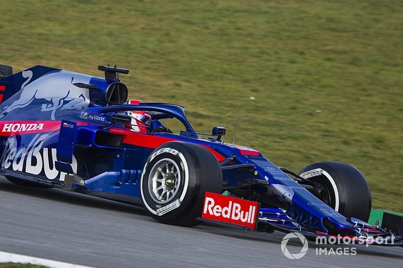 Honda teve motor mais rápido no primeiro dia de testes da Fórmula 1
