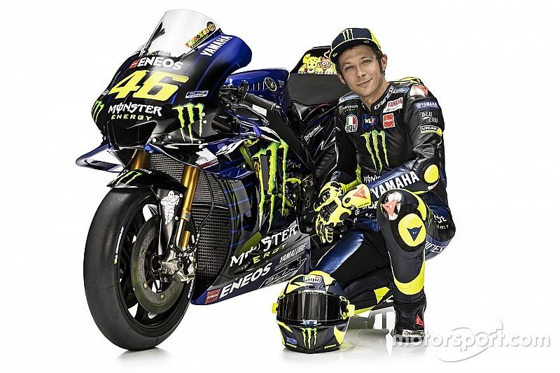 In beeld: Alle motoren van de jarige Valentino Rossi