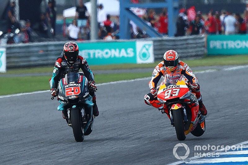 Marquez pakt zesde MotoGP-wereldtitel met zege in Thailand