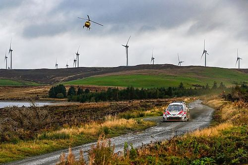 Belgia Siap Gantikan Reli Inggris Raya pada WRC 2021