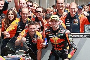 El equipo Ajo seguirá ejerciendo de trampolín en Moto2 para KTM