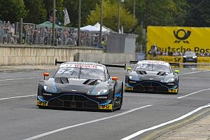 DTM says no plans for Aston Martin concessions