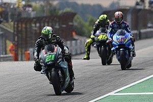 MotoGP Sachsenring: Die Rennen im Live-Ticker