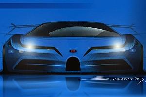 Et si la descendante de la Bugatti EB110 débarquait à Pebble Beach ?
